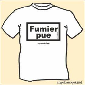 t-shirts refusés - fumier pue