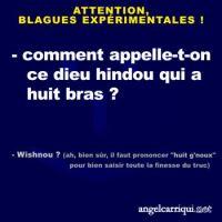 BLAGUES EXPÉRIMENTALES (5) ...