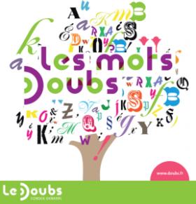 les mots doubs logo