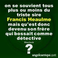 familles célèbres : Francis Heaulme ? ...