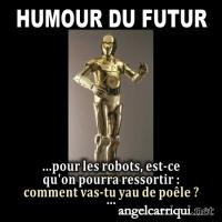 ...humour du futur...