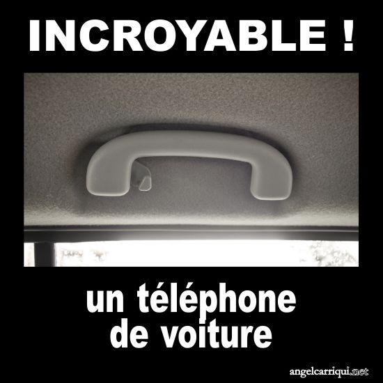 143 téléphone de voiture